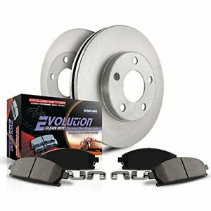 Autospecialty KOE2004 1-Click OE Replacement Brake Kit