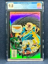 Fantastic Four #398D Vol 1 Comic Book - CGC 9.8 - Prism Foil Variant