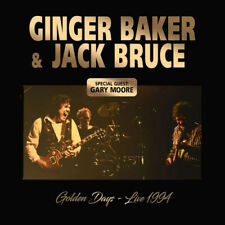 Ginger Baker & Jack Bruce with Gary Moore : Golden Days: Live 1994 CD (2019)