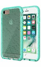 Tech21 iPhone 8/7 Evo Check Active Edition Silicone Rubber Gel Case Cover Green