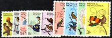 Papua & New Guinea 1964-65 Birds Part Set of 9  SG.61/69 Mint (Hinged)