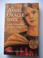 THE ANGEL ORACLE DECK - ORACLE DES ANGES PAR AMBIKA WAUTERS