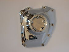 Chrome Gear Cam cover for Harley-Davidson Twin Cam 2001 & later 66750