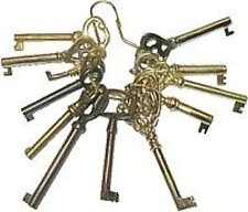 12 KEY ASSORTMENT FOR NEW AND OLD LOCKS  M1999