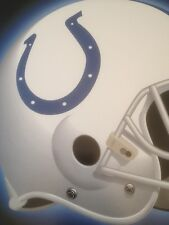 Indianapolis Colts Football NFL Poster New