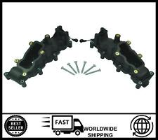 PAIR Intake Mainifold (LH + RH) FOR VW Touareg 3.0 & Ford Fiesta 1.4 TDCi