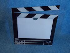 New Hollywood Movie Director Clapper Board Picture Frame