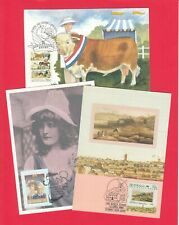 More details for australia forty maximum maxi postcards various themes generally good condition
