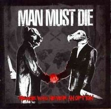 Peace Was Never an Option 0826056013722 by Man Must Die CD