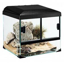 Terrario Terraset Desert 30cm Reptiles Anfibios Tortugas Expositor Reptiles