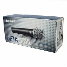 SHURE BETA57A FREE SHIPPING!!!!Make Offer!!Factory Sealed!Music Square!!