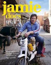 Jamie Does...Spain, Italy, Sweden, Morocco, Greece, France by Jamie Oliver