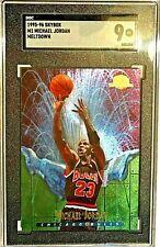 1995-96 Skybox Premium Michael Jordan Meltdown #M1 SGC 9 MINT Chicago Bulls Goat