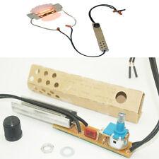 Rotary Dimmer Switch For Halogen Tungsten Lamp Light 120V / 240V 500 W Combo Kit