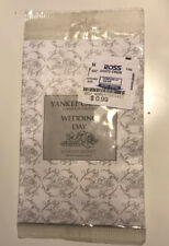 YANKEE CANDLE WEDDING DAY SCENTED SACHETS RARE ORIGINAL DEERFIELD LABEL SEALED