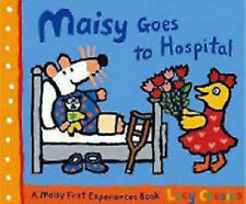 LUCY COUSINS __ MAISY GOES TO HOSPITAL ___ BRAND NEW ___ FREEPOST UK