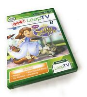 Leap Frog Leap TV Video Reading Game Disney Sofia the First, 3 - 5 Years,