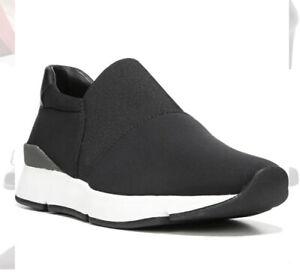 VINCE Truscott Slip-On Women's Black Sneaker Size 8