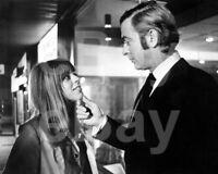 Get Carter (1971) Michael Caine, Petra Markham 10x8 Photo