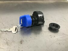 New Holland Ignition Switch w/ Key for  Boomer, T & TC Tractors, #86405634