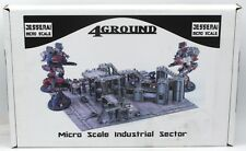 4Ground MSS-JES-S1 Industrial Sector (Micro Scale) Terrain Complex 6-8mm Scenery