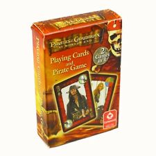 Pirates of the Caribbean at Worlds End - Collectable Playing Cards - CARTAMUNDI