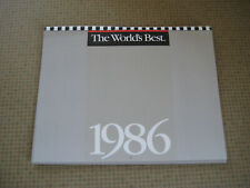 The World´s Best Kenworth Trucks Calendar - Kalender 1986