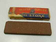 Yankee Clipper oil Stone for Woodworking Tools