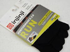 INJINJI PERFORMANCE RUN SPECTRUM ORIGINAL THIN NO SHOW HOT LAVA SIZE M