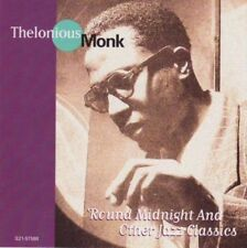 Thelonious Monk - Round midnight and other jazz classics (CD)