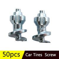 Screw Tire Stud Wheel Lug Tyre Snow Chain Winter Tire Anti-Slip Screw Stud 50PCS