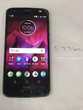 Motorola Moto Z2 - XT1601 - 64GB - Lunar Grey (T-Mobile) (5446c)
