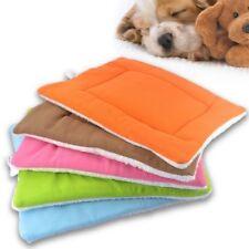 Dog Cat Soft Warm Sleep Crate Mat Fleece Kennel Cushion Pet Blanket Bed Xl