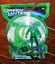"""Green Lantern: SINESTRO 4"""" Action Figure w/ Twin Sword! Power Ring Included!"""