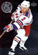 1995-96 Upper Deck NHL AS #7 Brian Leetch, Nicklas Lidstrom