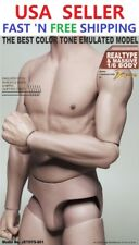 1/6 Scale Male Muscular Body JXS01 for Hot Toys TTM22 Worldbox AT011