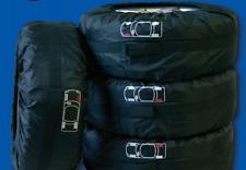 Q020L 4 Stk. Reifentaschen Reifenschutzhülle Aufbewahrung 13-20 Zoll Ø80cm