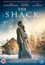 The Shack [DVD] [2017] [DVD][Region 2]