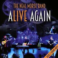 Neal Morse - Alive Again [New CD] With DVD