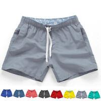 Men Swimming Swimwear Board Shorts Swim Shorts Trunks Beach Summer Trouser M~3XL