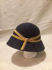 The Accessory Collective Wool Cloche Bucket Hat Women's One Size