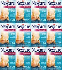 3M Nexcare Opticlude Eye Patch Junior Size 12 Boxes 240 Pcs. Exp. 2021
