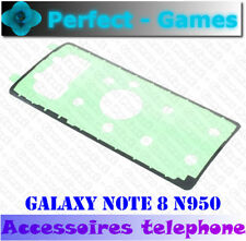 Samsung galaxy Note 8 N950F rear battery back housing cover adhesive sticker