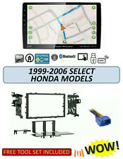 "Fits 1999-2006 HONDA Select Models Stereo Kit, PDN-1060HB 10.6"" Angle Screen GPS"