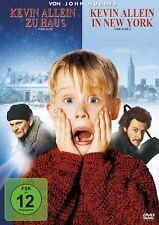 Kevin allein zu Haus / Kevin allein in New York DVD NEU & OVP