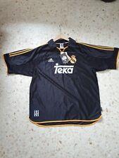 Trikot Real Madrid original 1999 nuevo con etiqueta camiseta fótbol XL 54 teka