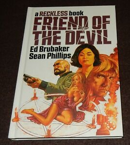 FRIEND OF THE DEVIL GN by Ed Brubaker and Sean Phillips