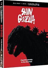 SHIN Godzilla - REGIONE A - BLU-RAY + DVD - SIGILLATO