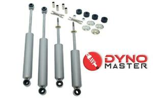 """Shock Kit for 02 - 08 Dodge Ram 1500 w/ Drop Coils and Shackles 2"""" / 1"""" - 2"""" 2WD"""
