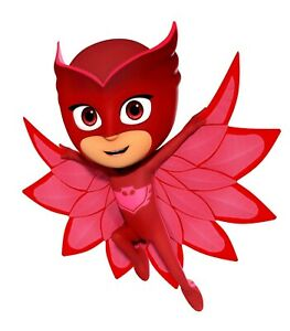 Iron on Transfer - (BIG) PJ Masks - Owlette